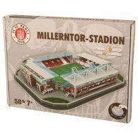 FC St. Pauli - 3D Puzzle Millerntorstadion