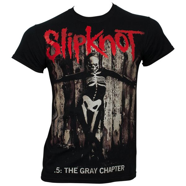 Slipknot - T-Shirt The Gray Chapter Tribal S - schwarz