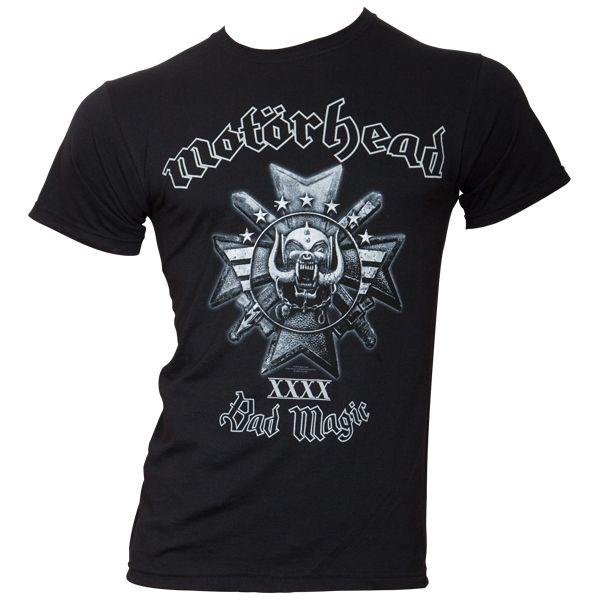 Motörhead - T-Shirt Bad Magic - schwarz