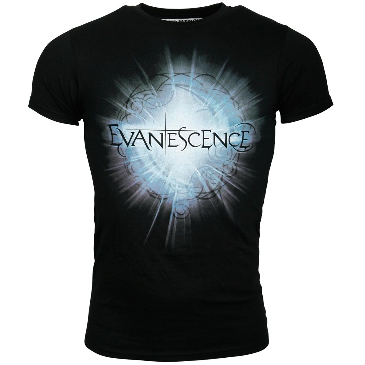 Evanescence - T-Shirt Shine - schwarz