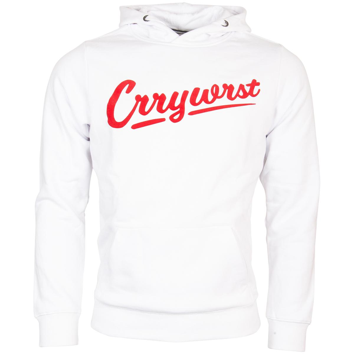 CRRYWRST - Kapuzenpullover Crrywrst - weiß