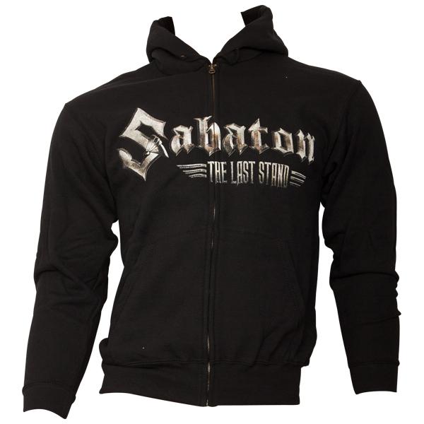 Sabaton - Kapuzenjacke Shoot To Kill - schwarz