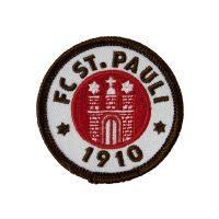FC St. Pauli - Logo Patch - klein
