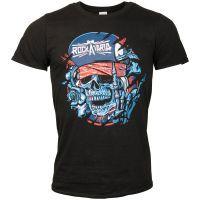 Offizielles Rockavaria 2018 - T-Shirt Skullvaria mit Line-Up - schwarz