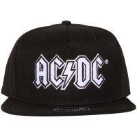 AC/DC - Cap Classic Logo - schwarz