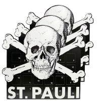 FC St. Pauli - 3 für 2 - Adventskalender mit Schokolade