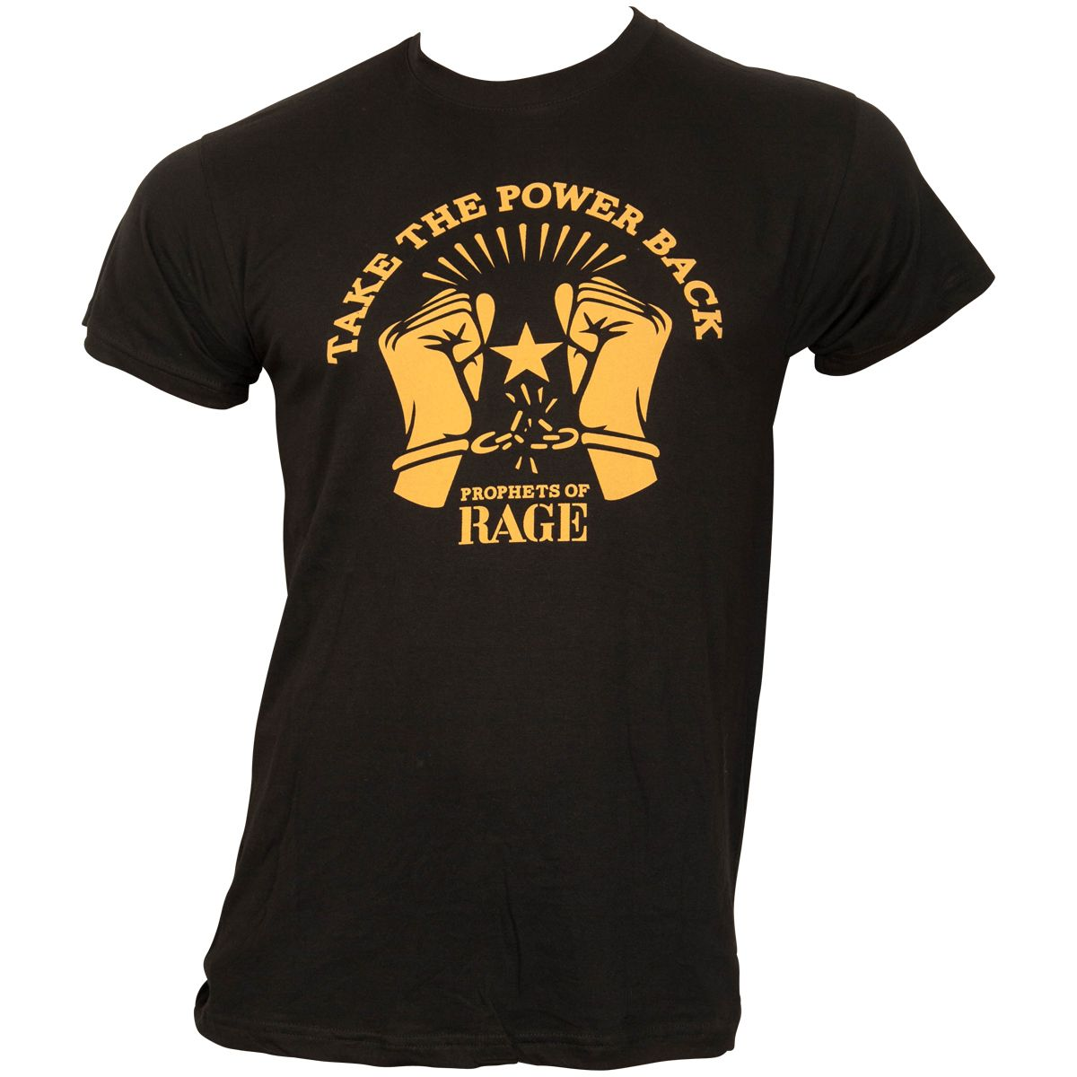 Prophets of Rage - T-Shirt Take The Power Back - schwarz