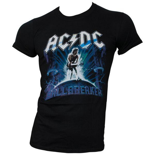 AC/DC - T-Shirt Ballbreaker - schwarz
