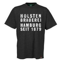 Holsten - T-Shirt Seit 1879 - anthrazit