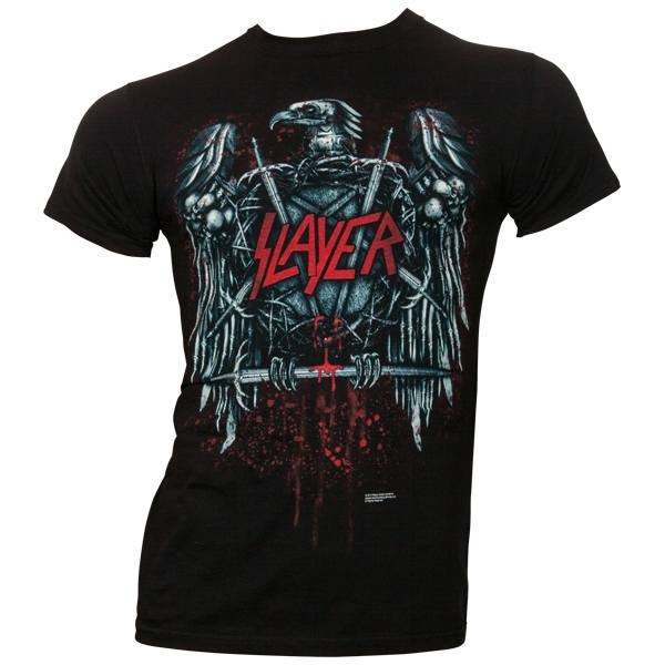 Slayer - T-Shirt Ammunition - schwarz