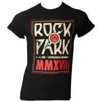 Rock im Park 2017 - Frühbucher T-Shirt - schwarz