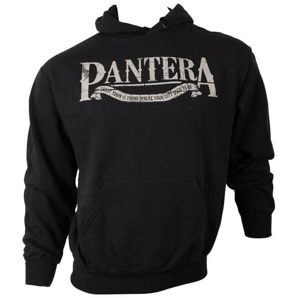 Pantera - Kapuzenpullover High Noon - schwarz