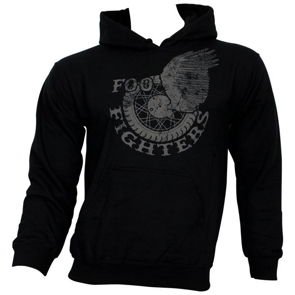 Foo Fighters - Kapuzenpullover Wings - schwarz