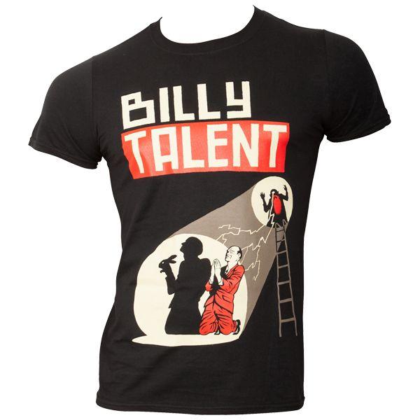 Billy Talent - T-Shirt Spotlight - schwarz