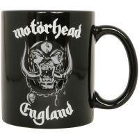 Motörhead - Kaffeebecher England - schwarz