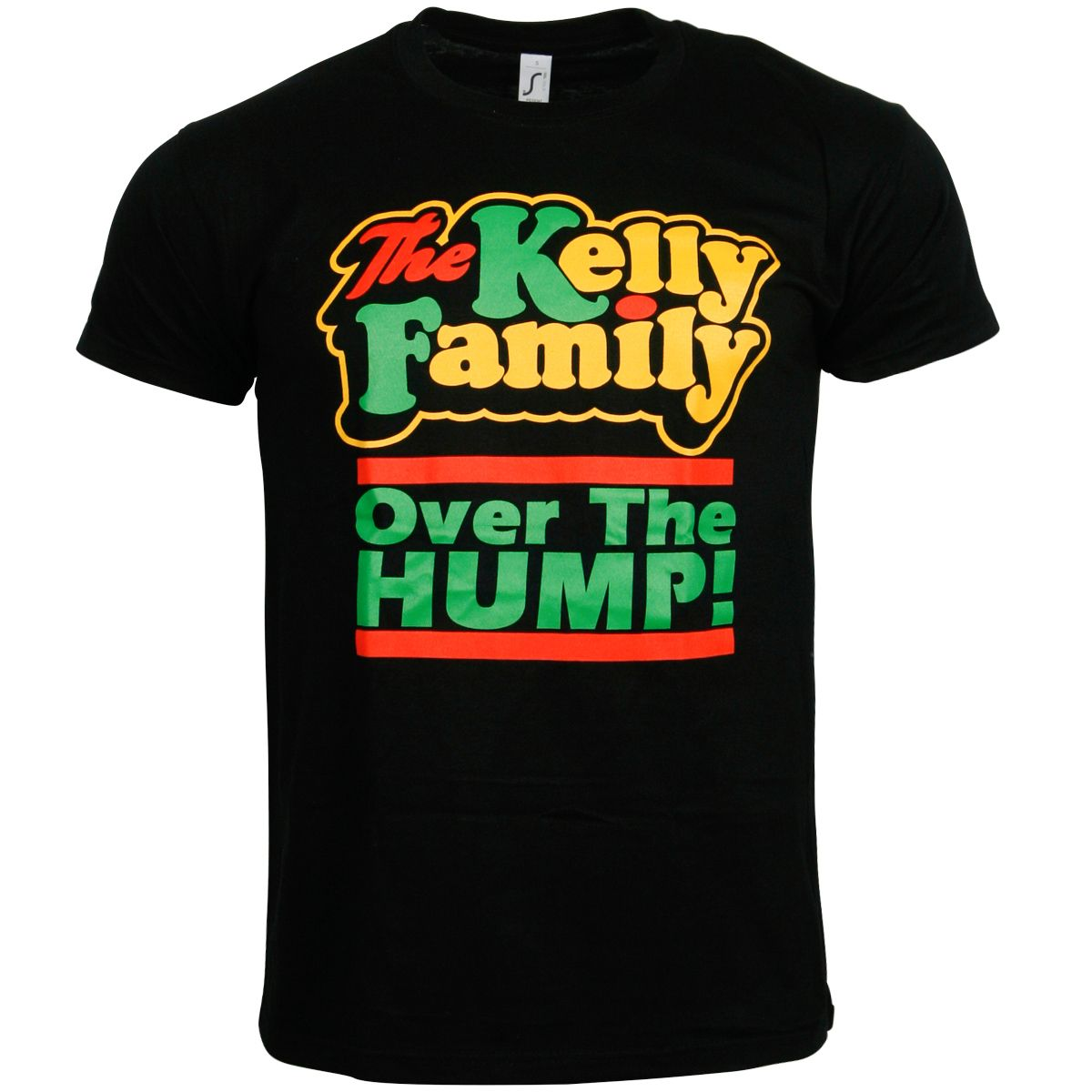 The Kelly Family - T-Shirt Over the Hump - schwarz