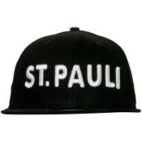 FC St. Pauli - NewEra Kappe Glaube Liebe Hoffnung - schwarz