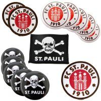 FC St. Pauli - Fanset Patches & Buttons