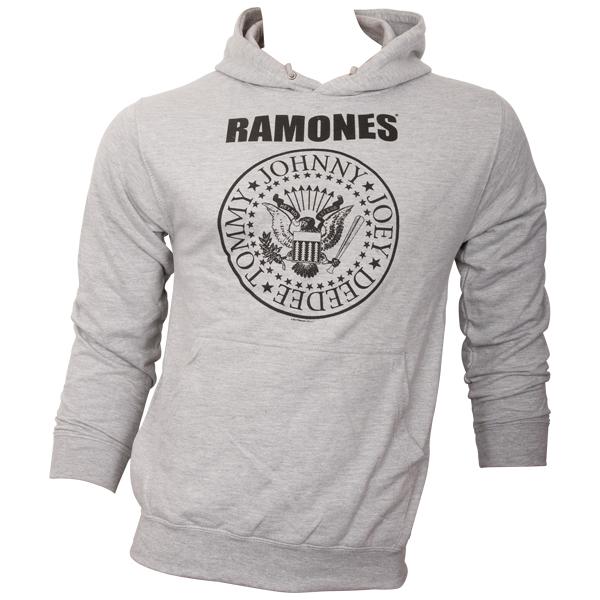 The Ramones - Kapuzenpullover Presidential Seal - grau