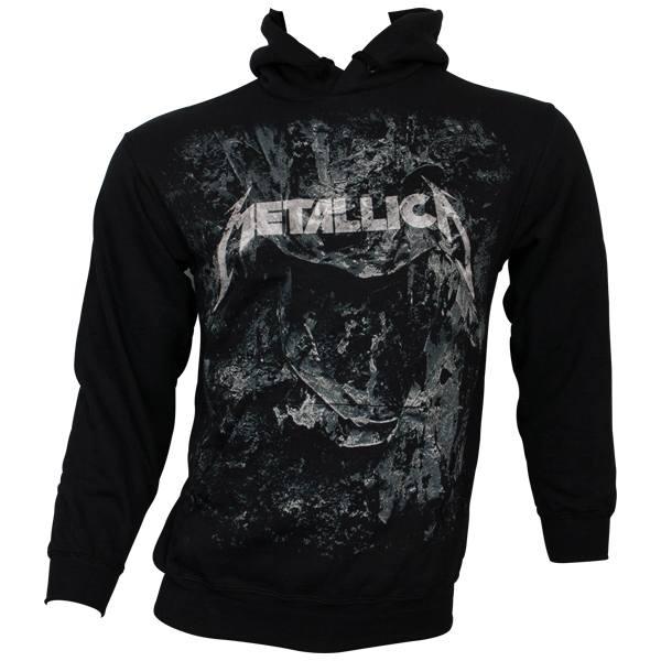 Metallica - Kapuzenpullover Decay - schwarz