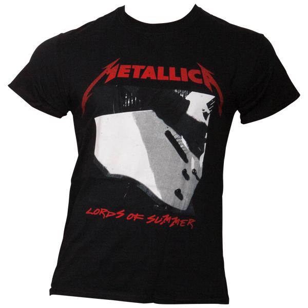 Metallica - T- Shirt Lords Of Summer - schwarz