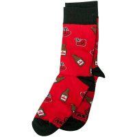 Astra - Socken Urtyp - rot