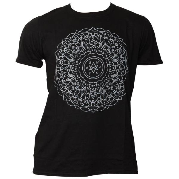 Bring Me The Horizon - T-Shirt Kaleidoscope - schwarz