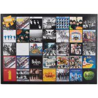 The Beatles - Album Collage Puzzle