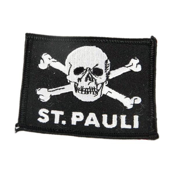 FC St  Pauli - Skull Patch
