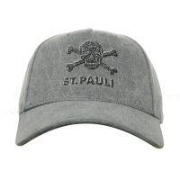 FC St. Pauli - Kappe Totenkopf Scratch - grau