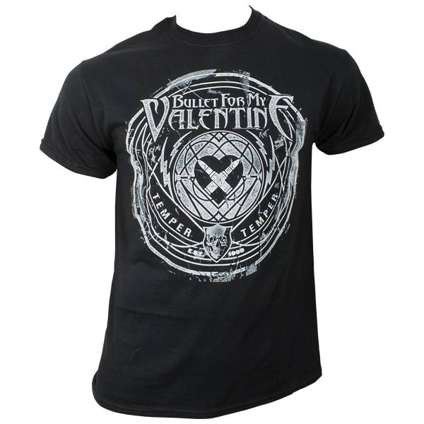 Bullet For My Valentine - T-Shirt Time To Explode - schwarz