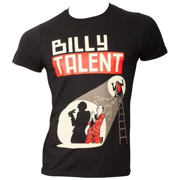 Billy Talent - T-Shirt Spotlight - schwarz