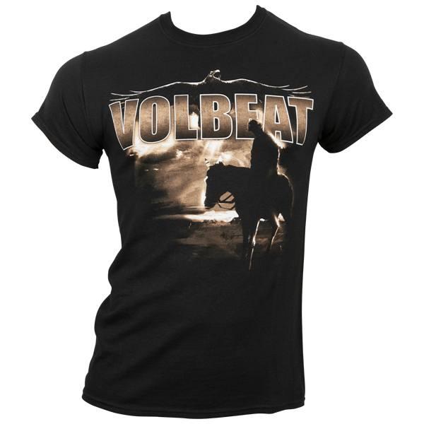 Volbeat - T-Shirt Lonesome Sunset - schwarz