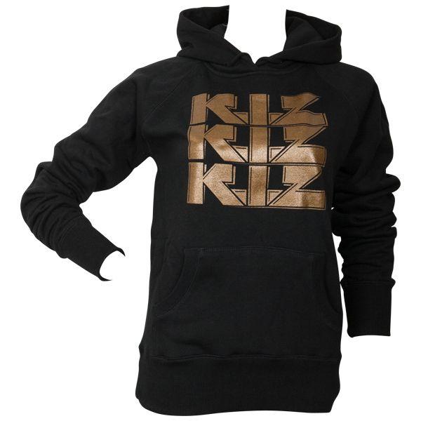 K.I.Z. - Girl Kapuzenpullover Triple K.I.Z. - schwarz