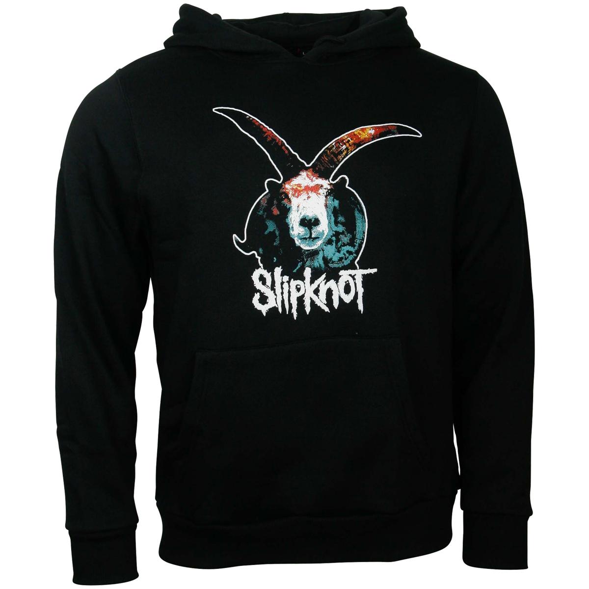 Slipknot - Kapuzenpullover Graphic Goat - schwarz