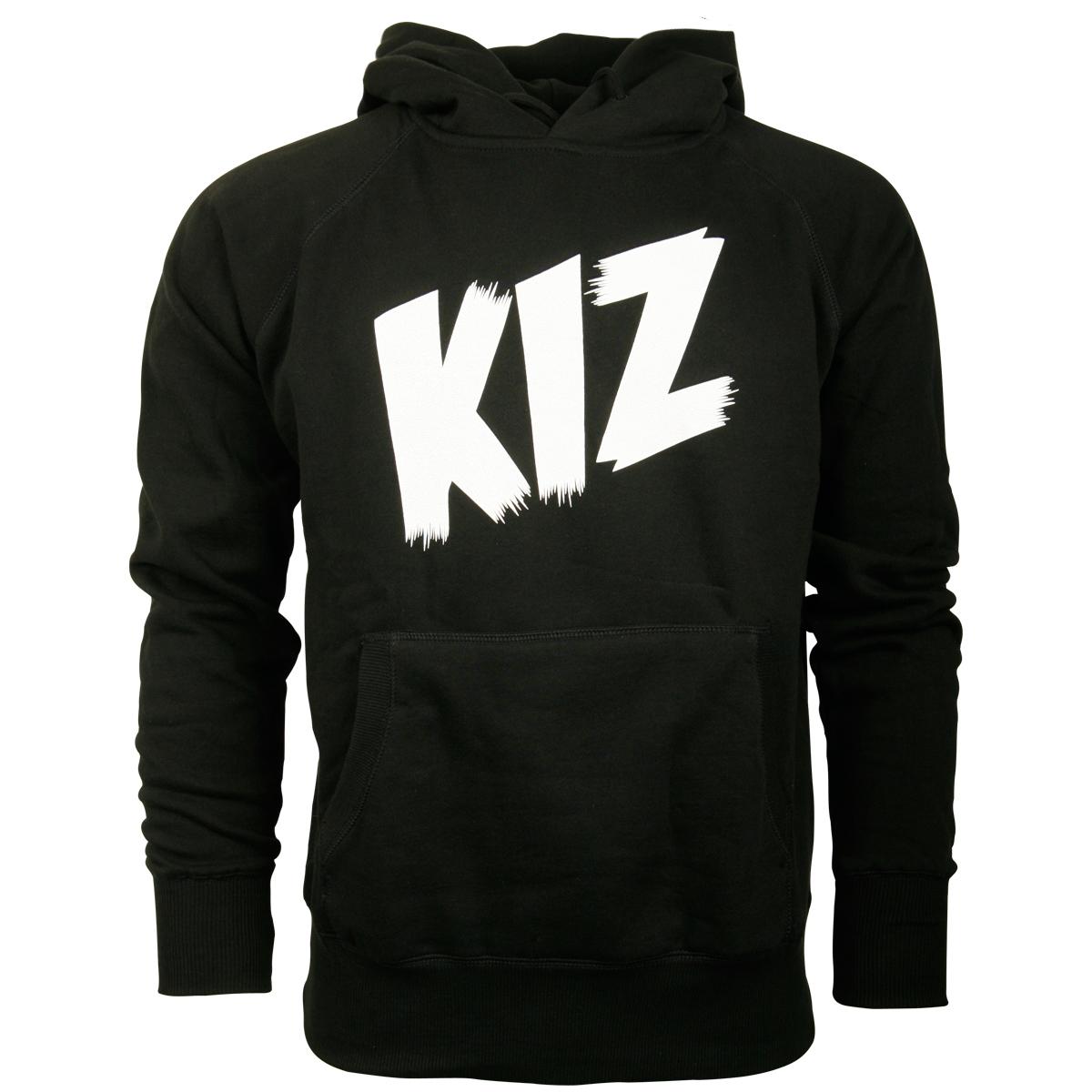 K.I.Z - Kapuzenpullover Logo KIZ - schwarz