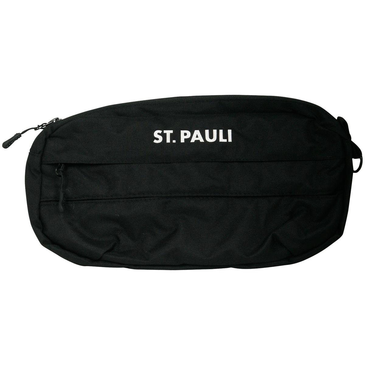 beliebte Marke neuer Stil beste Qualität FC St. Pauli - Bauchtasche ST. PAULI Mittel - schwarz
