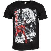 Iron Maiden - T-Shirt Number Of The Beast Jumbo - schwarz