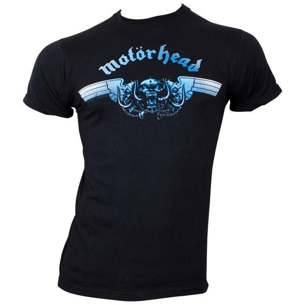 Motörhead - T-Shirt Tri-Skull - schwarz
