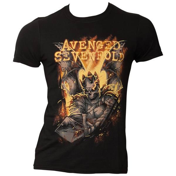 Avenged Sevenfold - T-Shirt Atone - schwarz