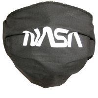 Mundbedeckung - NASA - schwarz