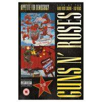 Guns N Roses - CD & DVD -  Appetite For Democracy - Live At The Hard Rock Casiono Las Vegas