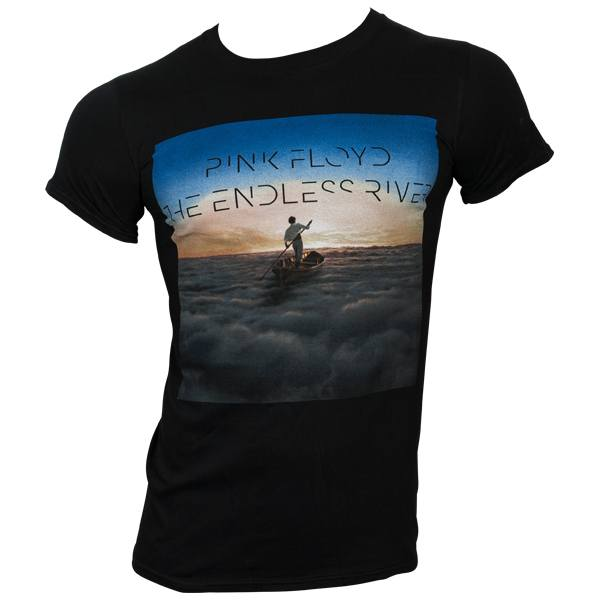 Pink Floyd - T-Shirt Endless River - schwarz