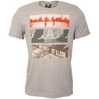 FC St. Pauli - T-Shirt Dry-Art - grau