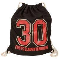 Fury In The Slaughterhouse - Turnbeutel 30 Jahre - schwarz