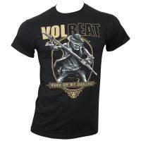 Volbeat - T-Shirt Wake Up Glow - schwarz