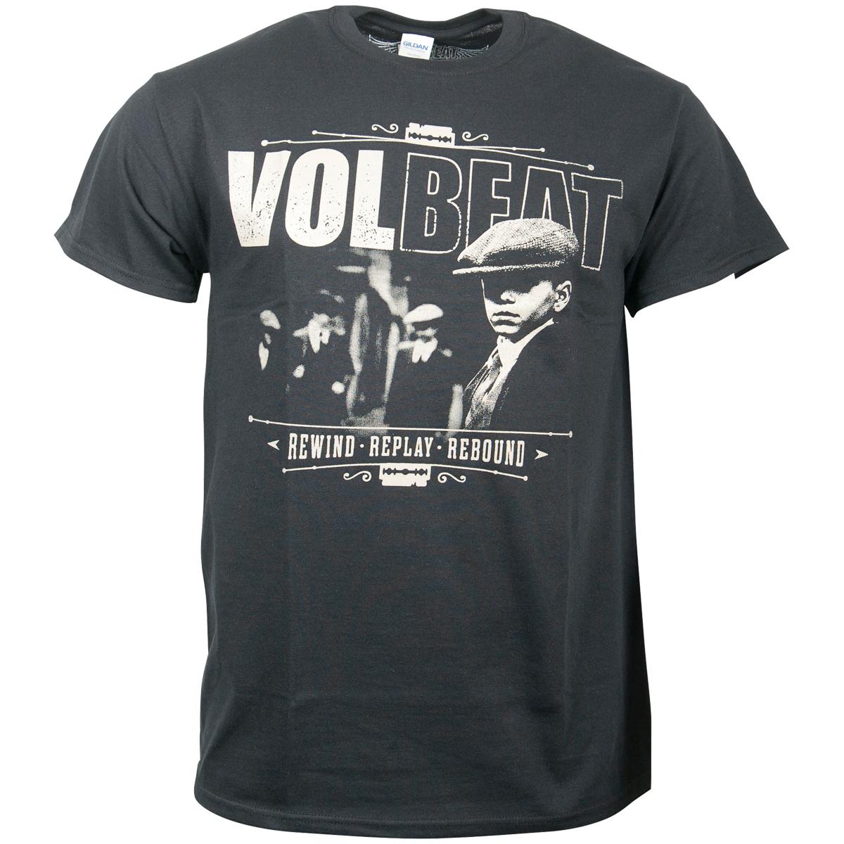 Volbeat - T-Shirt The Gang - schwarz