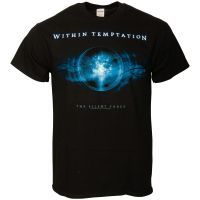 Within Temptation - T-Shirt Silent Force - schwarz