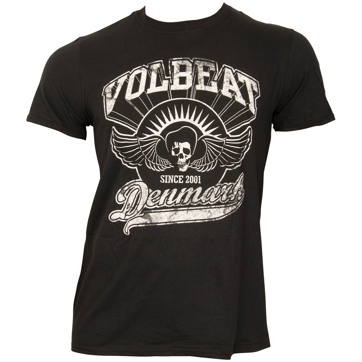 Volbeat - T-Shirt Rise From Denmark - schwarz