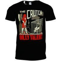 Billy Talent - T-Shirt Crutch - schwarz